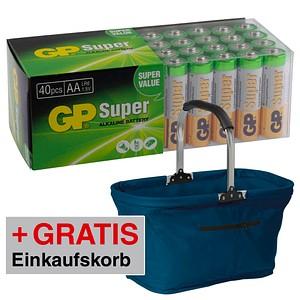 Batterien SUPER von GP