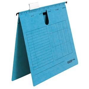 25 FALKEN Hängehefter UNIREG Karton blau