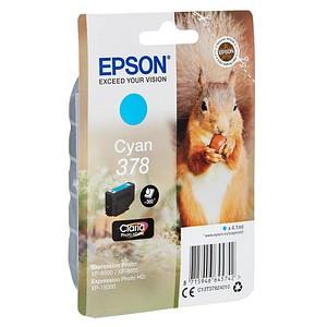EPSON 378/T37824 cyan Tintenpatrone