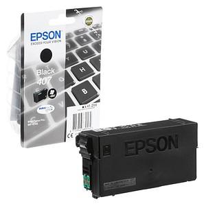 EPSON 407 / T07U1 schwarz Tintenpatrone