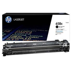 HP 658X (W2000X) schwarz Tonerkartusche