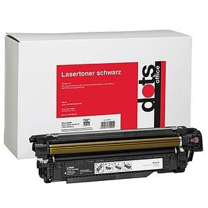 dots schwarz Toner ersetzt HP 507A (CE400A)