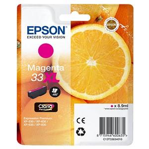 EPSON 33XL / T3363XL magenta Tintenpatrone