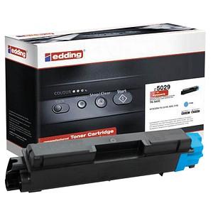 edding EDD-5029 cyan Toner ersetzt KYOCERA TK-580C