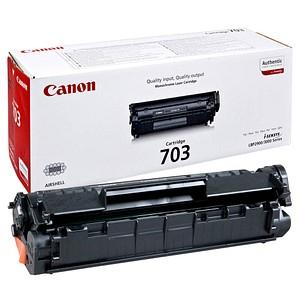 Canon 703 BK schwarz Toner