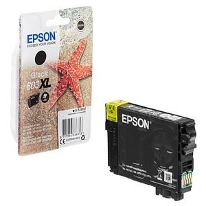 EPSON 603XL schwarz Tintenpatrone