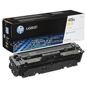 HP 415A (W2032A) gelb Tonerkartusche