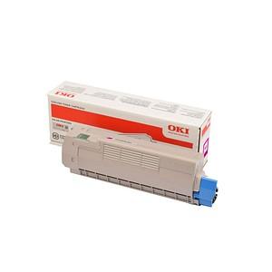OKI 46507506 magenta Toner