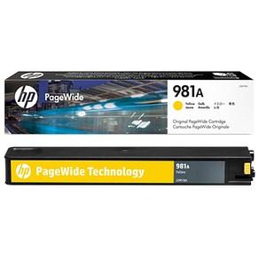 HP 981A (J3M70A) gelb Tintenpatrone