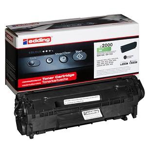 edding EDD-2000 schwarz Toner ersetzt HP 12A (Q2612A)