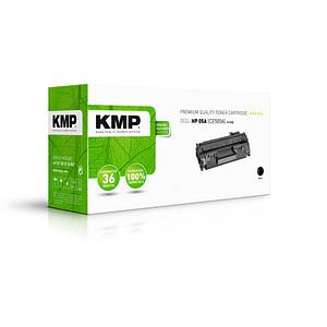 KMP H-T235 schwarz Toner ersetzt HP 05A (CE505A)