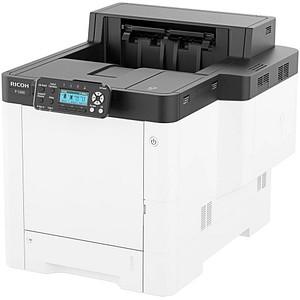 RICOH P C600 Farb-Laserdrucker grau