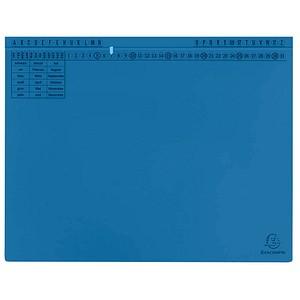 25 Exacompta Hängehefter Exaflex Karton blau