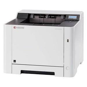 KYOCERA ECOSYS P5021cdn Farb-Laserdrucker grau
