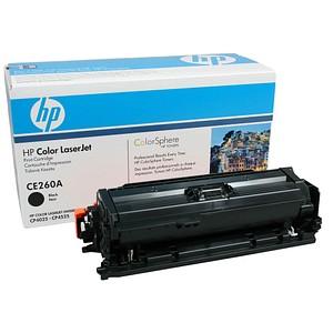 HP 647A (CE260A) schwarz Tonerkartusche