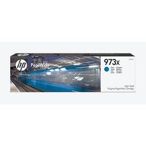 HP 973X (F6T81AE) cyan Tintenpatrone