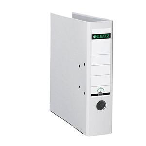 LEITZ 1010 Ordner weiß Kunststoff 8,0 cm DIN A4