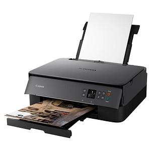 Canon PIXMA TS5350 3 in 1 Tintenstrahl-Multifunktionsdrucker schwarz