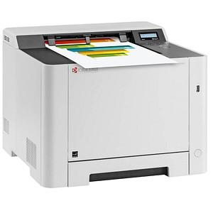 KYOCERA ECOSYS P5021cdw/KL3 Farb-Laserdrucker grau