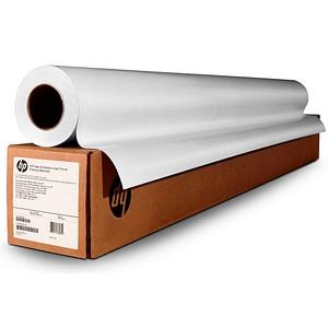 1 Rolle HP Plotterpapier Bright White Inkjet Paper 90 g/qm