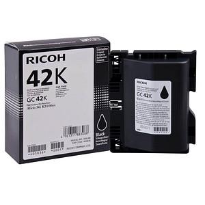 RICOH GC 42K schwarz Tintenpatrone
