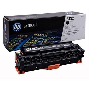HP 312X (CF380X) schwarz Tonerkartusche