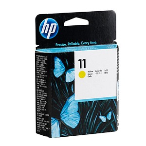 HP 11 (C4813A) gelb Druckkopf