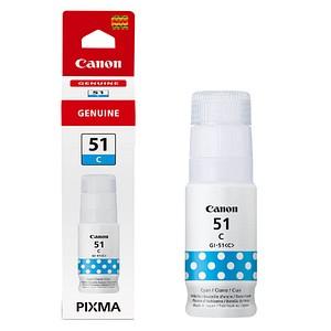 Canon GI-51 C cyan Tintenflasche