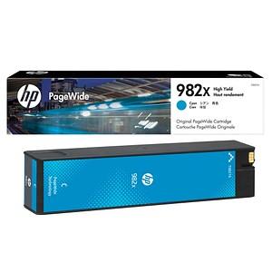 HP 982X (T0B27A) cyan Tintenpatrone