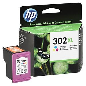 HP 302XL (F6U67AE) color Tintenpatrone