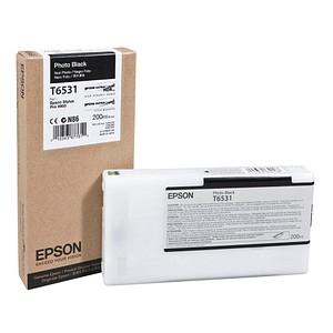 EPSON T6531 Foto schwarz Tintenpatrone