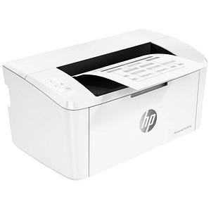 HP LaserJet Pro M15w Laserdrucker weiß