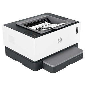 HP Neverstop Laser 1001nw Laserdrucker grau