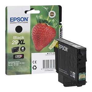 EPSON 29XL / T2991XL schwarz Tintenpatrone