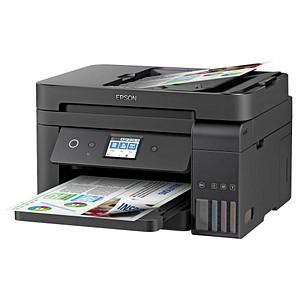 EPSON EcoTank ET-4750 4 in 1 Tintenstrahl-Multifunktionsdrucker schwarz