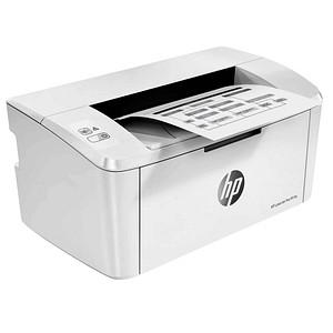 HP LaserJet Pro M15a Laserdrucker weiß