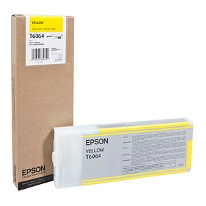 EPSON T6064 gelb Tintenpatrone