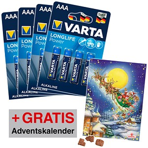 Batterien LONGLIFE Power von VARTA