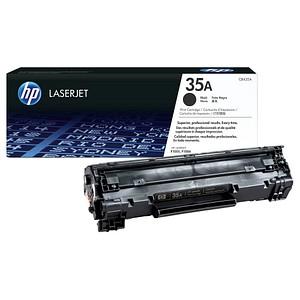 HP 35A (CB435A) schwarz Tonerkartusche