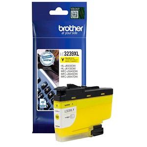brother LC-3239XLY gelb Tintenpatrone