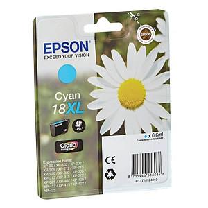 EPSON 18XL / T1812XL cyan Tintenpatrone