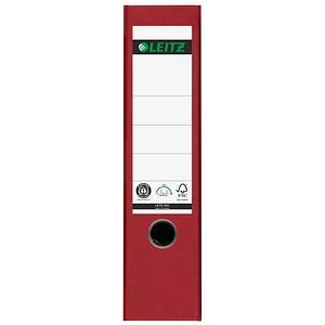 LEITZ 1007 Ordner rot Karton 8,0 cm DIN A4