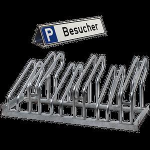 Parkplatzausstattung
