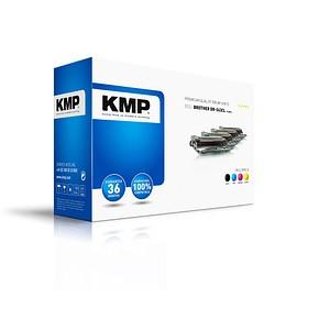 KMP B-DR32 schwarz, cyan, magenta, gelb Trommel ersetzt brother DR-243CL