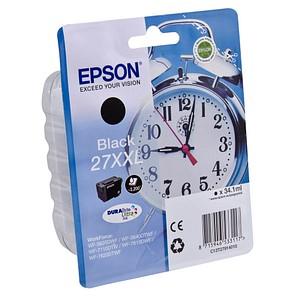 EPSON 27XXL / T2791XXL schwarz Tintenpatrone