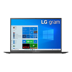 LG GRAM 17Z90P-G Notebook 43,2 cm 17,0 Zoll , 16 GB RAM, 1.000 GB SSD, Intel i7-1165G7
