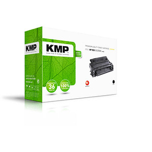 KMP H-T231 schwarz Toner ersetzt HP 55X (CE255X)