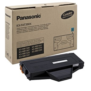Panasonic KX-FAT390X schwarz Toner