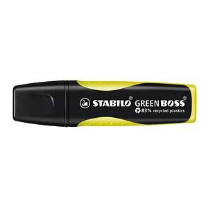 Textmarker GREEN BOSS von STABILO