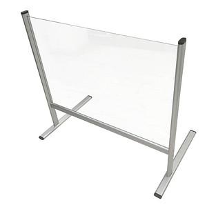 FRANKEN   Spuckschutz transparent 102,9 x 92,7 cm